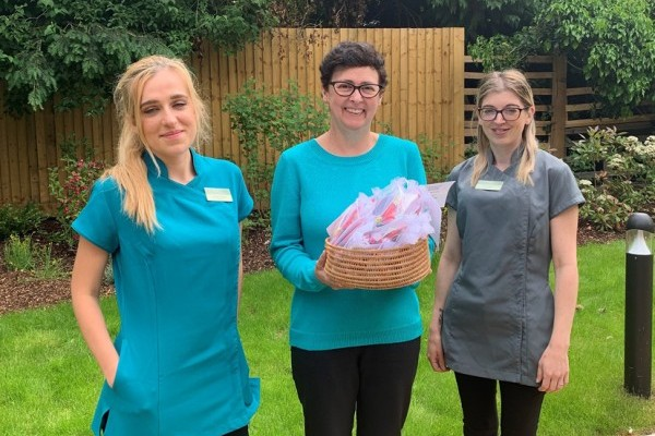 Carers Week at Brampton Manor Care Home Newmarket