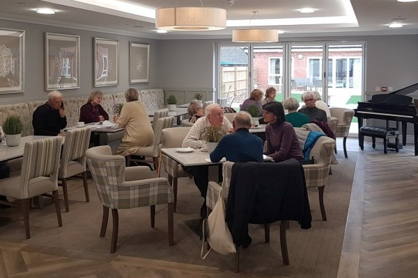 Open House Coffee Mornings - Every Wednesday