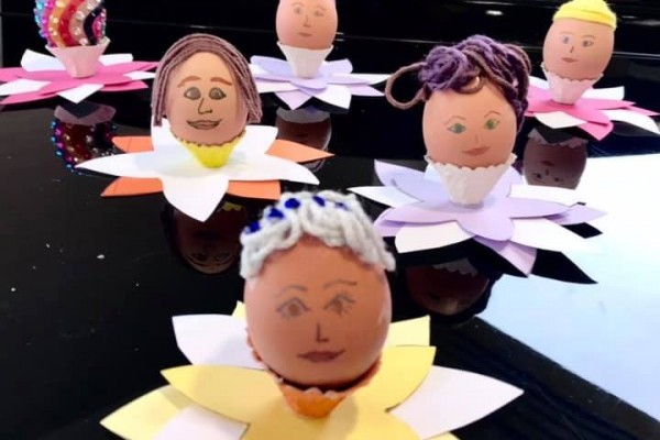 Easter at The Burlington Care Home