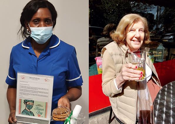International Nurses Day Celebration at The Burlington