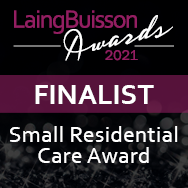 Finalists for the LaingBuisson Awards 2021